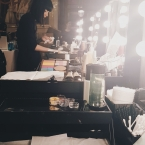Behind the scenes with INGLOT at LFW