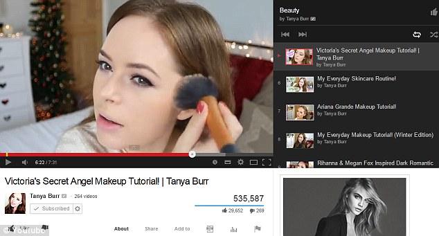 Tanya Youtube