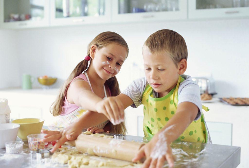 cooking kids - fuel pr